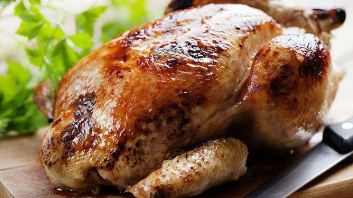 تناول الدجاج مرتين أسبوعيا يسبب الوفاة