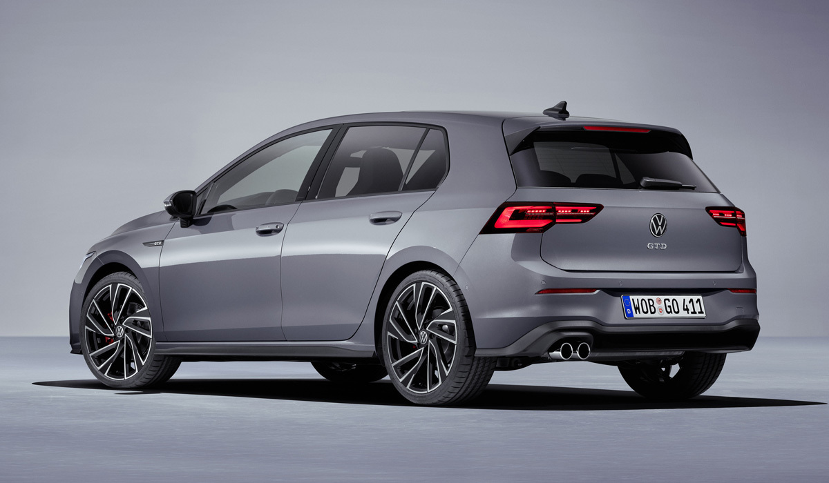 فولكس فاغن تبهر عالم السيارات بتصميم جديد للأسطورة Golf