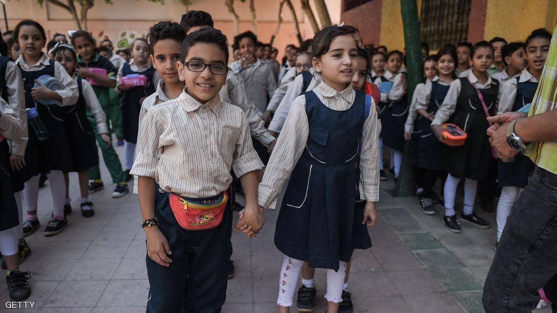 عاجل تعليق الدراسة في مصر لمدة أسبوعين وارتفاع حالات كورونا