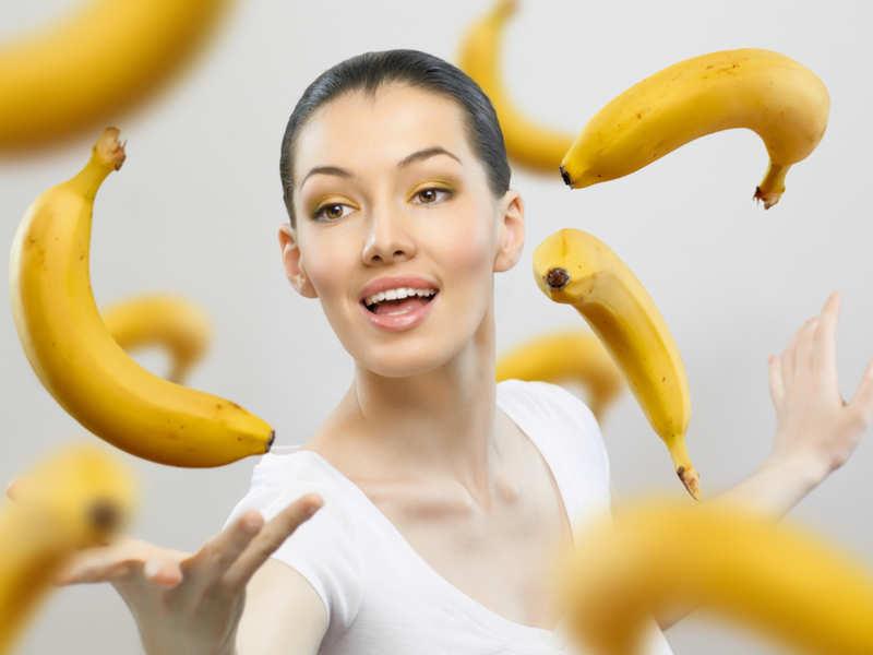 فوائد الموز للشعر 4 ماسكات مجربة