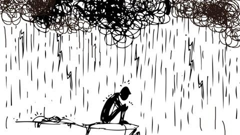 أعراض الاكتئاب وأسبابه وكيفية التعامل معه