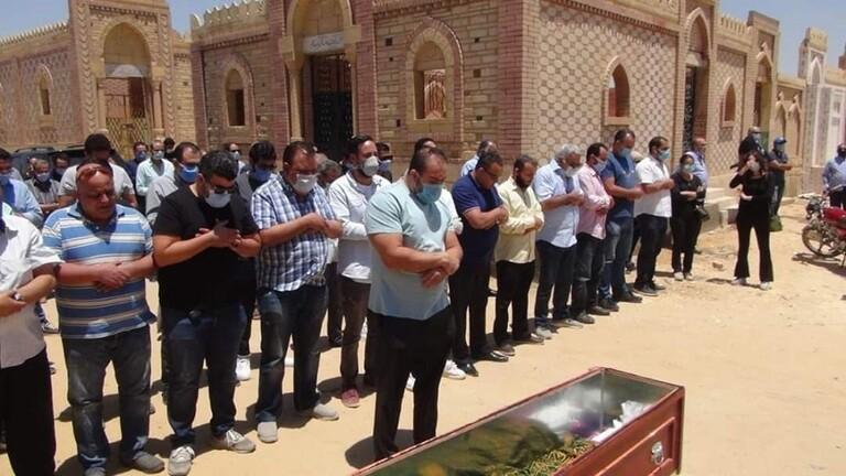 بسبب كورونا الفنانين يغيبون عن جنازة حسن حسني