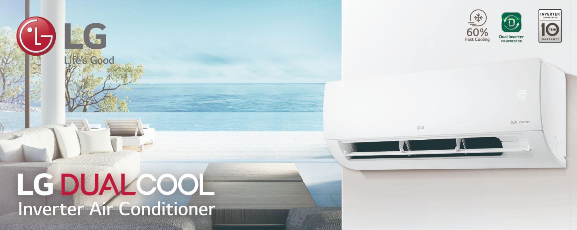 إل جي تمنح الأولوية للراحة المنزلية مع المكيفات الجديدة التي أطلقتها في السوق الخليجية