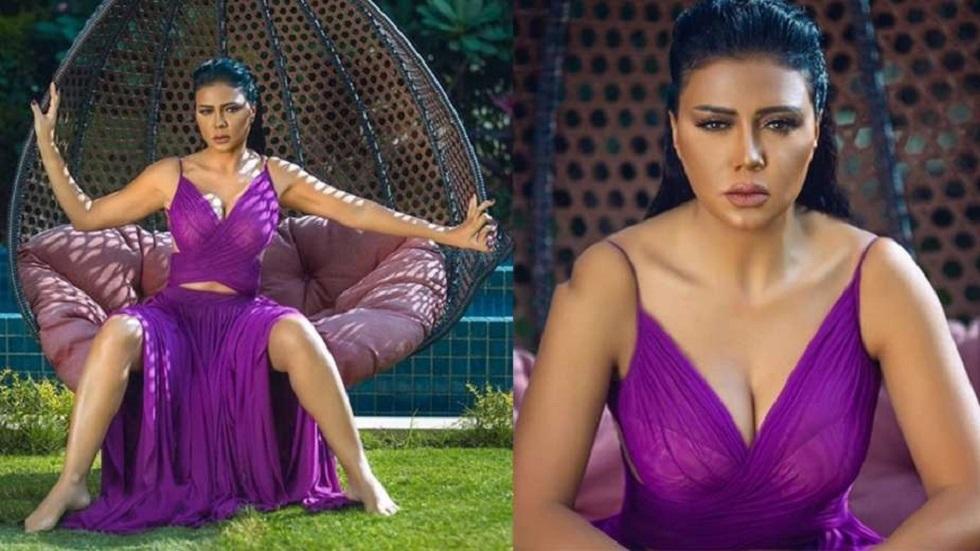 رانيا يوسف تتصدر الترند بملابس جريئة على البحر