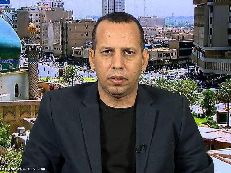 أغتيال هشام الهاشمي في وسط العاصمة العراقية بغداد