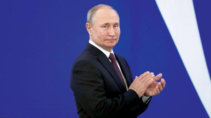 بوتين يحصل على أستفاء الروس في تمديد حكمه حتى عام 2036