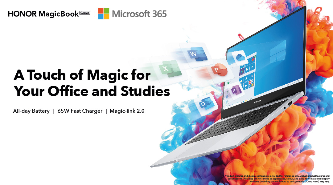 مراجعة HONOR MagicBook 14: أول حاسوب محمول من هونر