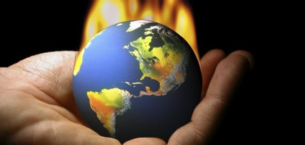 الاحتباس الحراري وأهم تأثيراته على الكون