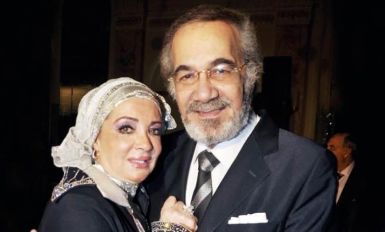شهيرة تؤكد: محمود ياسين بخير وحالته الصحية مستقرة الآن