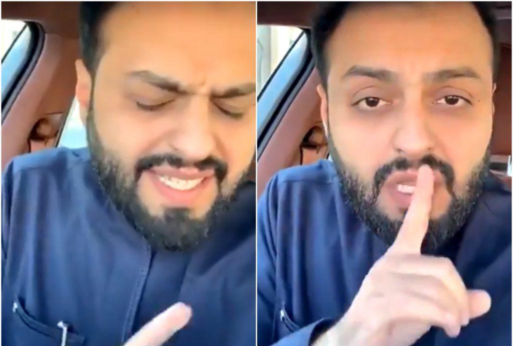 منصور الرقيبة يصاب بالكرونا بعد إطلاق سراحه