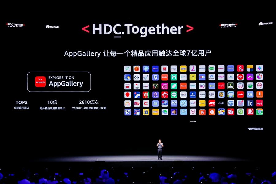 هواوي تعلن عن تحديثات مهمة في متجر تطبيقات AppGallery
