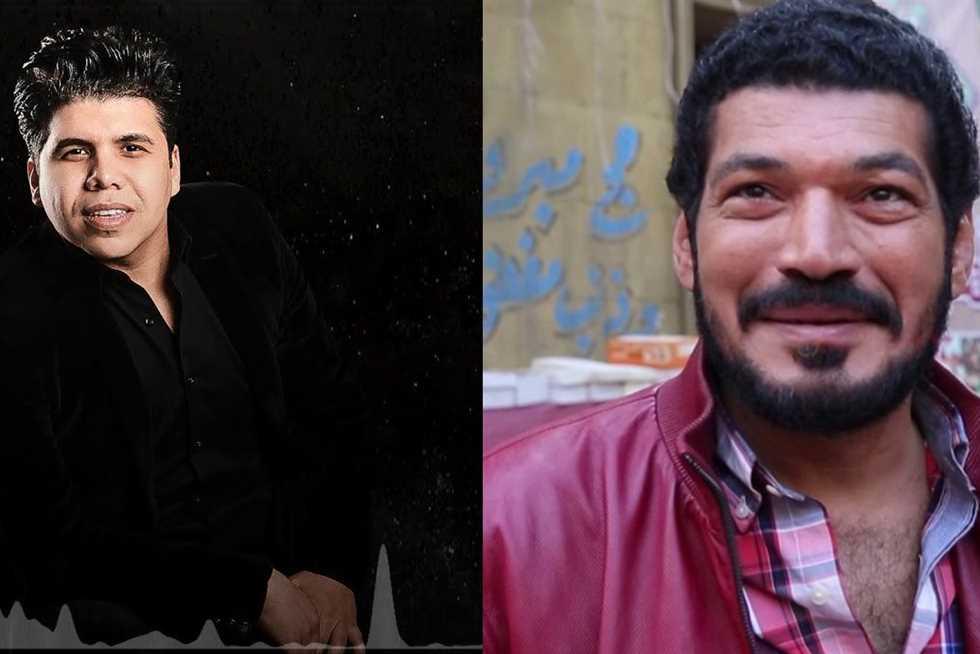 عمر كمال يكشف سر الخناقة مع باسم سمرة في حفلة سقارة