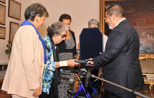 وفاة أرملة سعد الدين الشاذلي صاحب خطة العبور في 6 أكتوبر