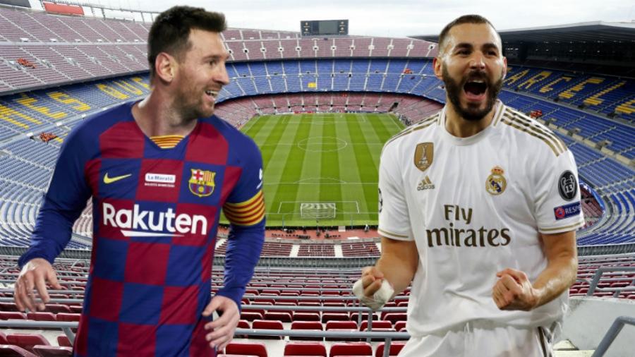 برشلونة ومدريد اليوم في كلاسيكو الأرض