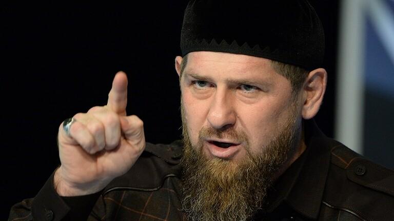 رئيس الشيشان لماكرون: أنت أسوأ من الإرهابي مئة مرة