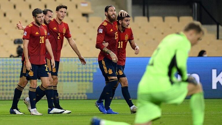 منتخب إسبانيا يذل الماكينات الألمانية بسداسية للتاريخ