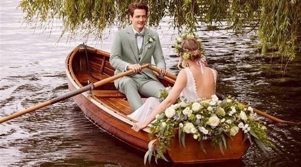 بدلة العريس بشكل جديد في 2021
