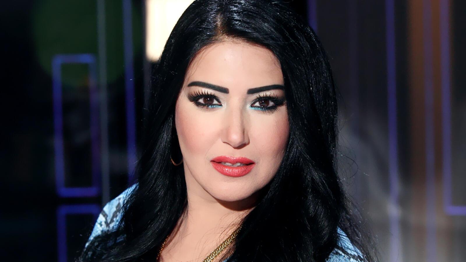سمية الخشاب شهرزاد mbc masked singer
