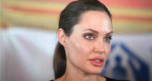 أنجلينا جولي تبيع لوحة مراكش بسعر خيالي