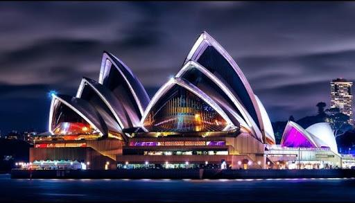 أجمل 50 مبنى في العالم وفقا لترتيب النسبة الذهبية
