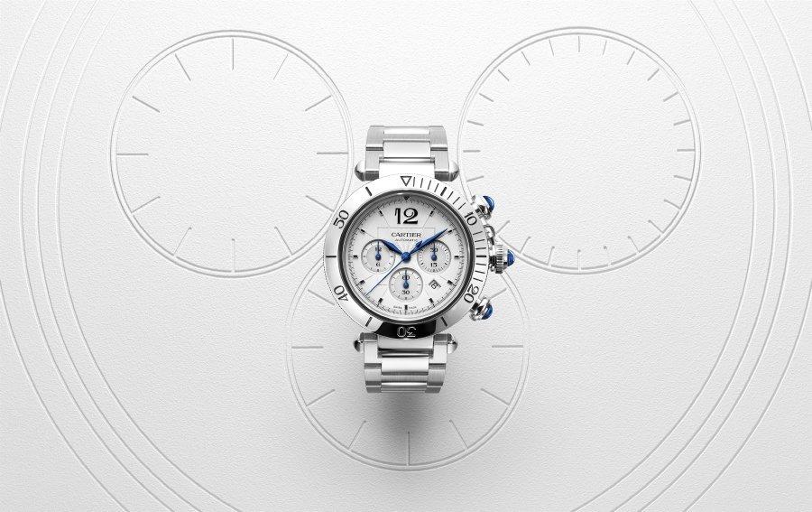 أحدث موديلات ساعات Cartier في معرض Watches & Wonders