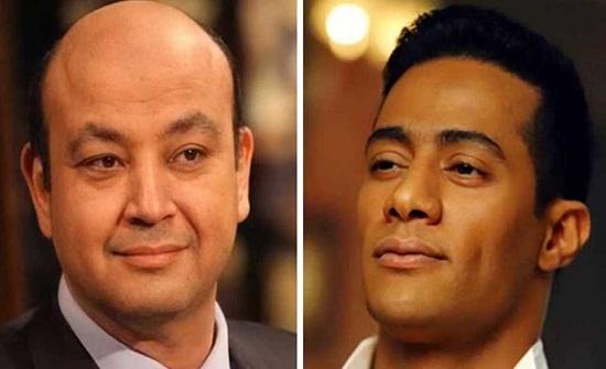 محمد مضان يسخر من عمرو أديب بعد جملة أنا هربيك