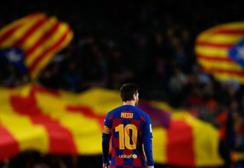 تفاصيل عقد ميسي الجديد مع برشلونة