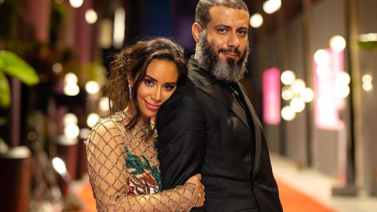 زفاف محمد فراج وبسنت شوقي يشعل مواقع التواصل