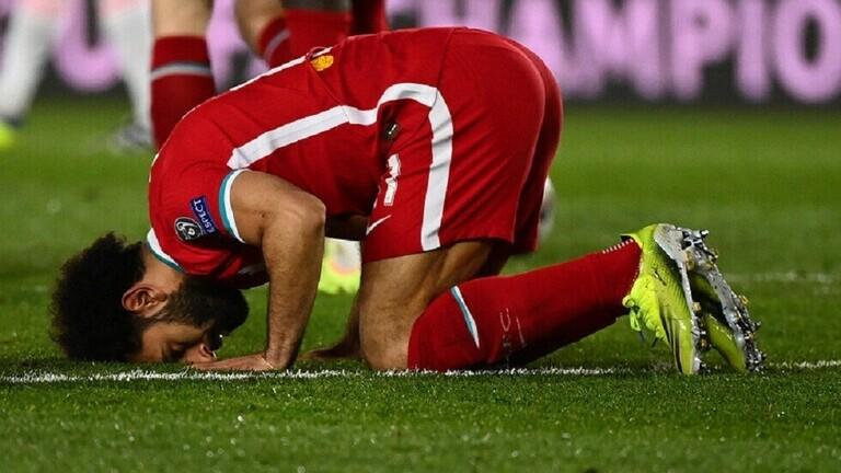 محمد صلاح يفوز بجائزة لاعب العالم في الدوري الإنجليزي