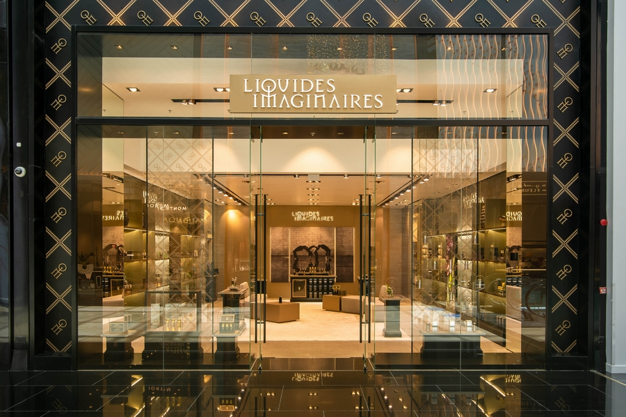 LIQUIDES IMAGINAIRES تفتتح أول بوتيك عالمي في الإمارات