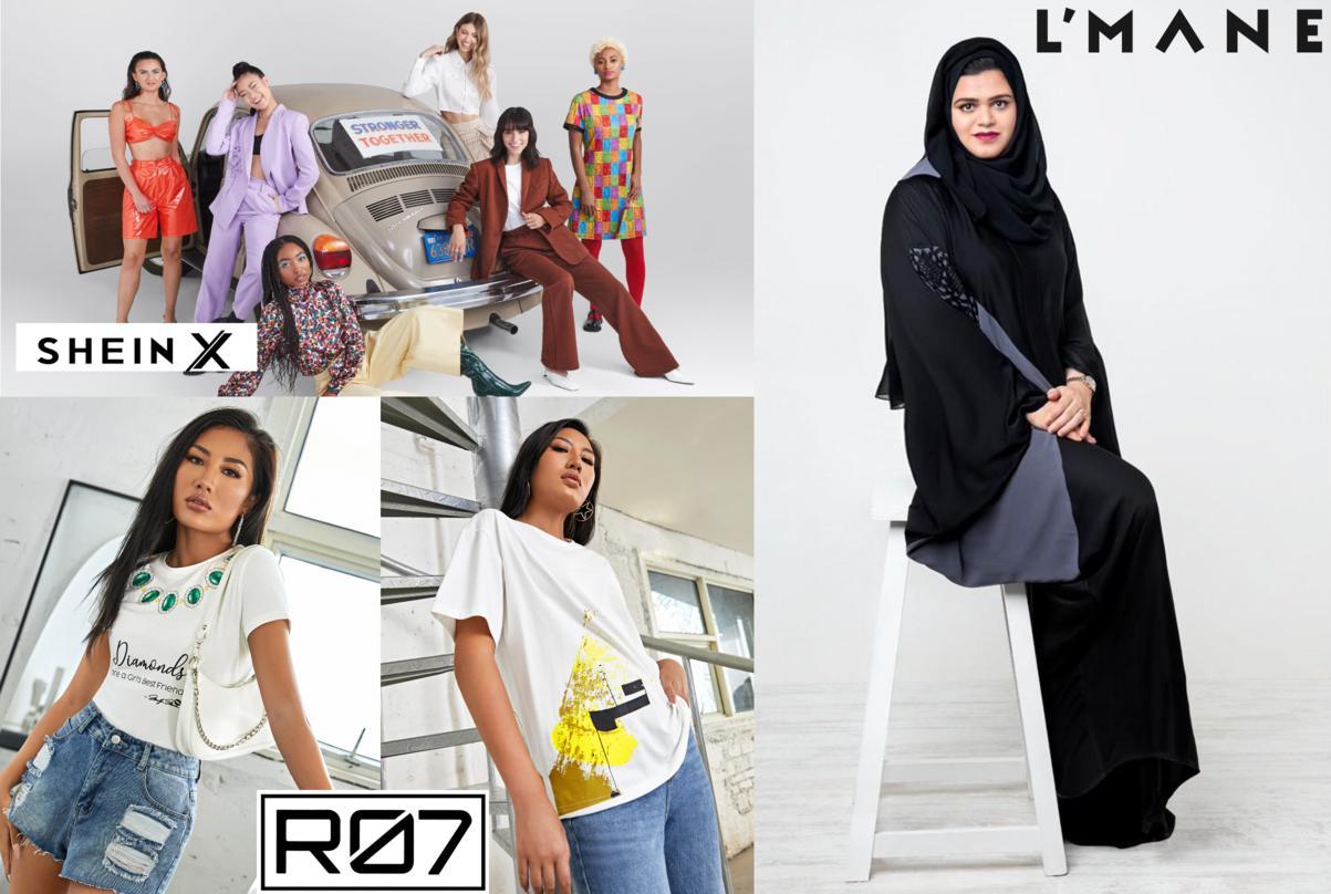 تأكيد انضمام ثلاثون مصمماً عربياً إلى برنامج SHEIN X
