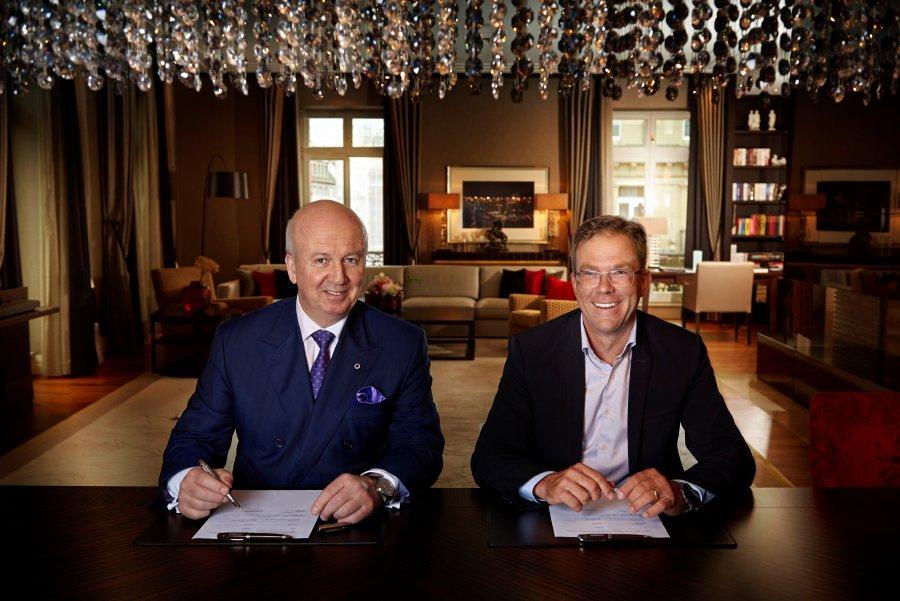 بورش ديزاين وشتيجنبرجر تُكوِّنان علامة تجارية فندقية