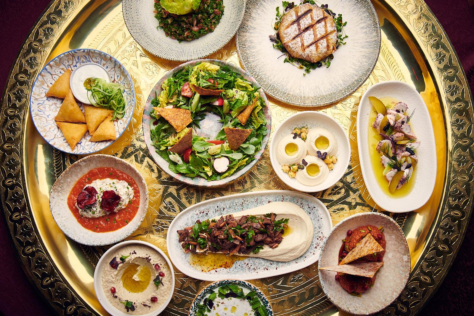 وجبة مميّزة في عيد الأضحى في مطعم أصيل ريكسوس بريميوم