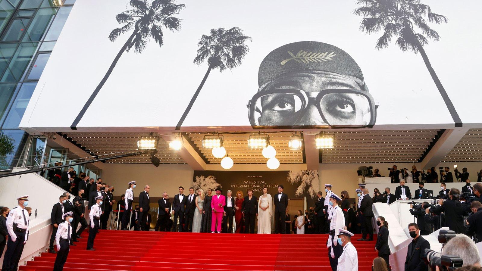 تعرض ممثلة هوليودية للسرقة في مهرجان كان السينمائي