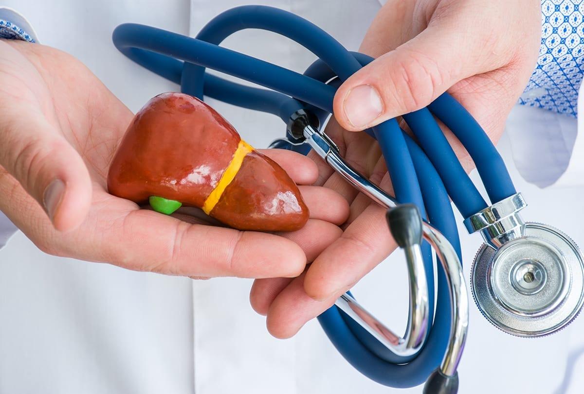 علاج منزلي لمشكلة دهون الكبد