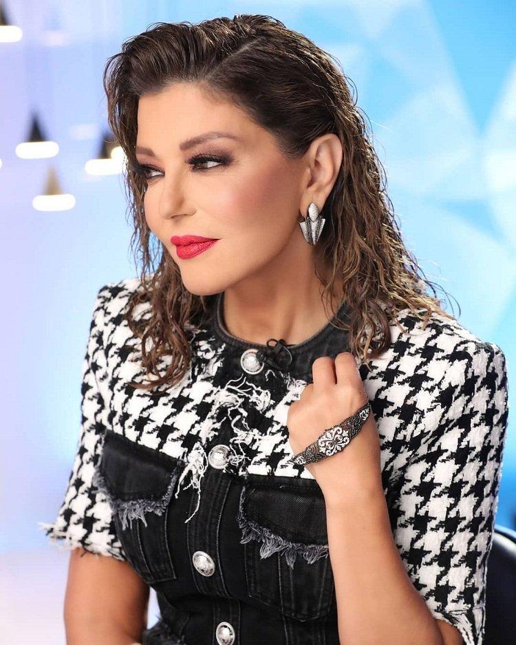 المطربة المغربية سميرة سعيد
