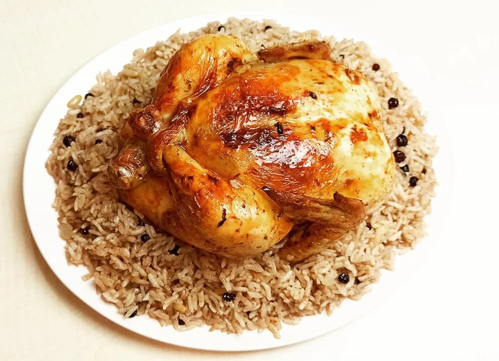 وصفات طبخ الدجاج بالارز